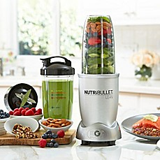 image of NutriBullet Lean™ 32 Oz. Multi-Function Blender in Silver