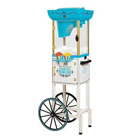 snow cone machine at bed bath and beyond