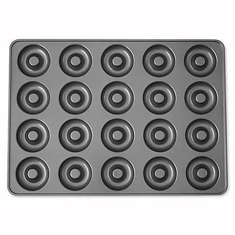 Wilton 174 Perfect Results Mega Donut Pan Bed Bath Amp Beyond