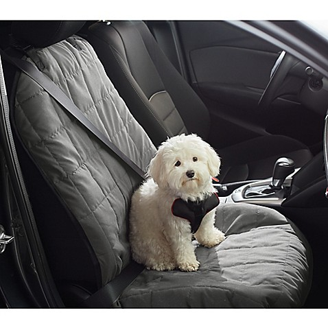 Pawslifetrade Quilted Bucket Car Seat Cover