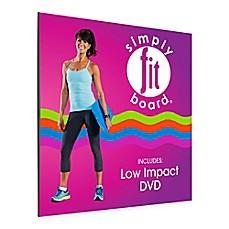 image of Simply Fit Board® Low Impact DVD