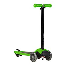 image of Mountain Buggy® freerider™ Stroller Board And Scooter in Lime