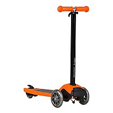 image of Mountain Buggy® freerider™ Stroller Board And Scooter in Orange