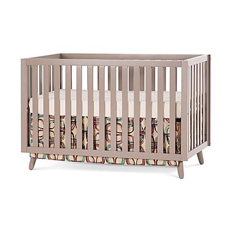 Child craft loft 4 in 1 convertible crib in grey buybuy for Child craft convertible crib instructions