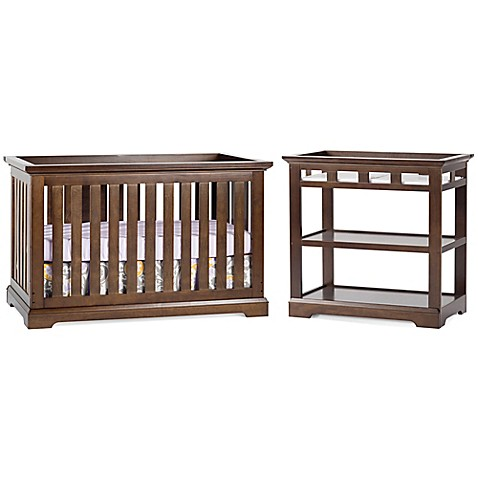 Child Craft™ Kayden Crib Furniture Collection in Brown