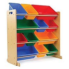 image of Tot Tutors Toy Organizer in Primary