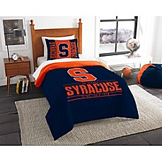 image of Syracuse University Modern Take Comforter Set