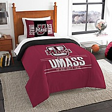 image of University of Massachusetts Modern Take Comforter Set