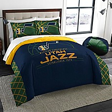 image of NBA Utah Jazz Comforter Set