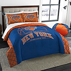 image of NBA New York Knicks Comforter Set
