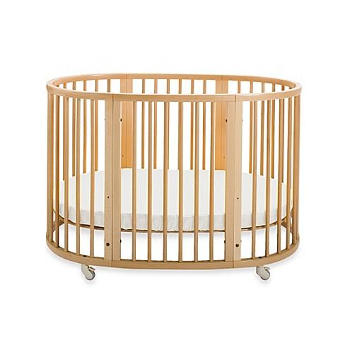 stokke sleepi natural crib buybuy baby. Black Bedroom Furniture Sets. Home Design Ideas