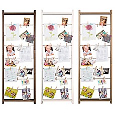 image of Burnes of Boston 5-Foot Ladder Collage Frame with Clips