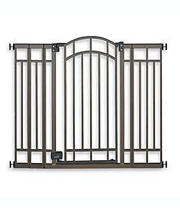Puerta de seguridad multiusos extra alta Summer Infant® HOMESAFE™, en bronce