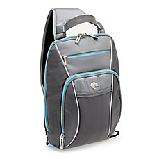 image of Bluekiwi™ KOHA Universal Sling Pack in Graphite/Aqua