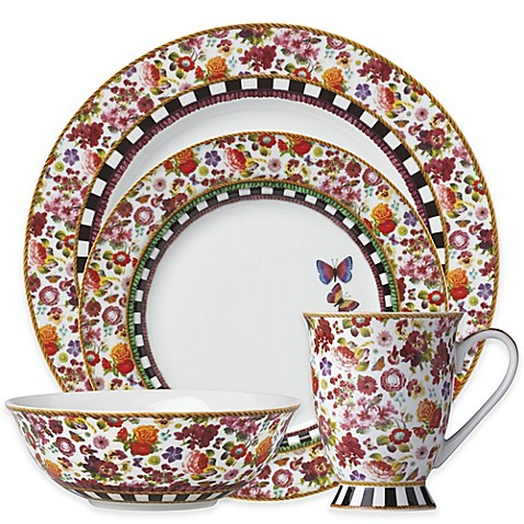 melli by isabelle floral dinnerware collection - Lenox Dinnerware