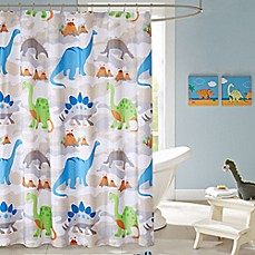 Image Of Mi Zone Kids Little Foot Shower Curtain