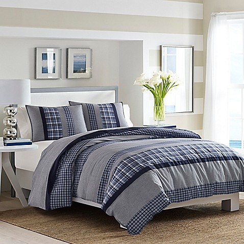 Nautica 174 Adelson Comforter Set Bed Bath Amp Beyond