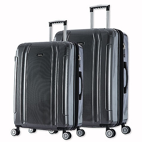 Buy Inusa Southworld 2 Piece Spinner Luggage Set With 23