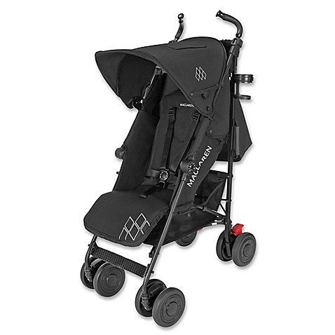 buy maclaren techno xt stroller in black from bed bath beyond. Black Bedroom Furniture Sets. Home Design Ideas
