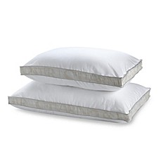 image of Stearns & Foster® Luxe Down Alternative 100% Egyptian Cotton Side Sleeper Pillow