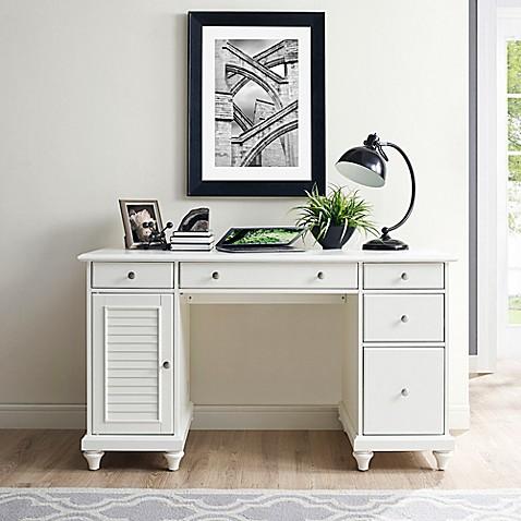 Crosley Furniture Palmetto Desk Bed Bath Beyond