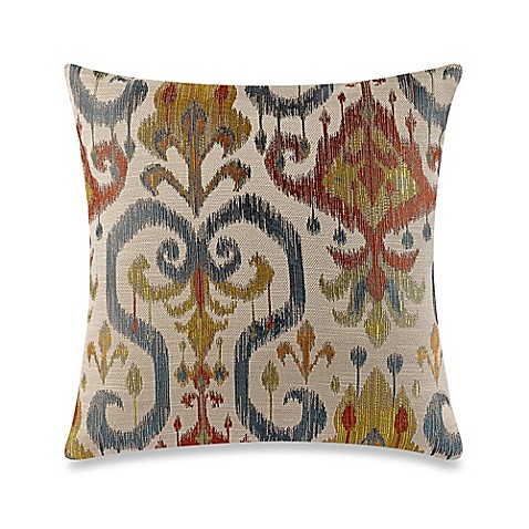 Make Your Own Decorative Pillow Covers : Make-Your-Own-Pillow Niabi Throw Pillow Cover in Rust - Bed Bath & Beyond