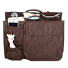 image of Life In Play ToteSavvy Diaper Bag Insert in Coffee