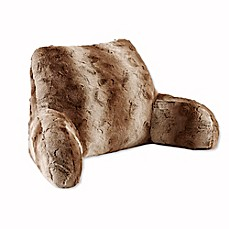 image of Madison Park Zuri Faux Fur Backrest