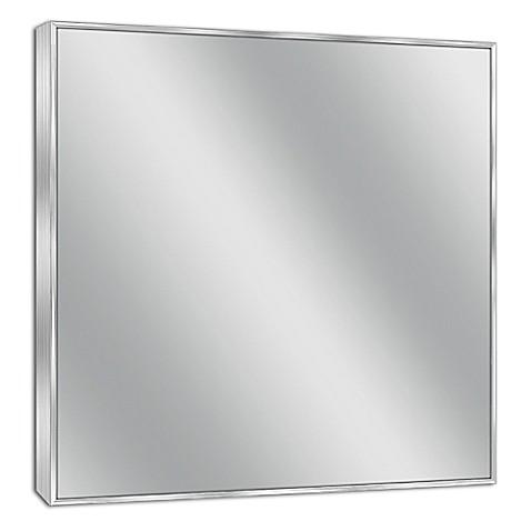 Buy spectrum 30 inch x 36 inch rectangular framed wall for Mirror 30 x 36