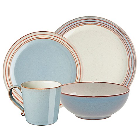 Denby Heritage Terrace Dinnerware Collection in Grey  sc 1 st  Bed Bath u0026 Beyond & Denby Heritage Terrace Dinnerware Collection in Grey - Bed Bath u0026 Beyond