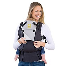 image of lillebaby® COMPLETE™ ALL SEASONS Baby Carrier in Charcoal/Silver