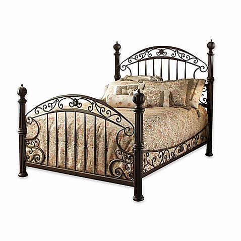 Hillsdale Chesapeake King Bed Set With Rails Bed Bath Beyond