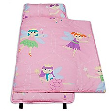 image of Olive Kids Fairy Princess 100% Cotton Nap Mat in Pink