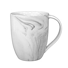 image of Artisanal Kitchen Supply™ Coupe Marbleized  Mugs (Set of 4)