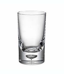 Vaso transparente Old Fashioned doble con burbuja en el fondo
