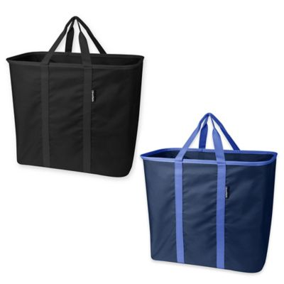 image of SnapBasket XL Collapsible Laundry Tote/Carryall