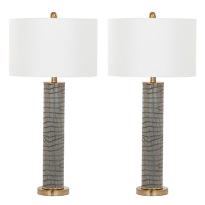 image of Safavieh Ollie 31.5-Inch Faux Table Lamp