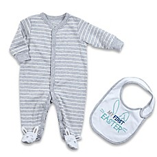 "image of Sterling Baby 2-Piece ""My First Easter"