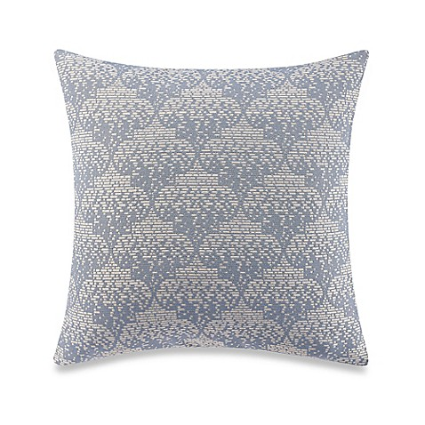 buy make your own pillow agrabah square throw pillow cover in light blue from bed bath beyond. Black Bedroom Furniture Sets. Home Design Ideas