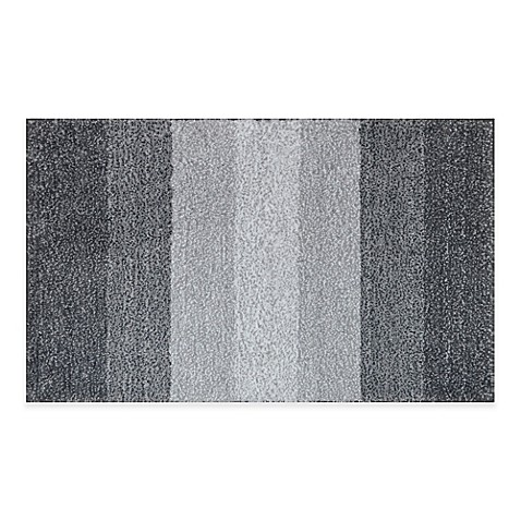Buy Adelaide Ombr 233 Striped 20 Inch X 33 Inch Bath Mat In