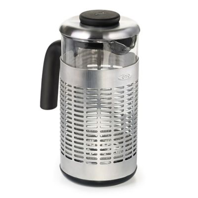 Oxo Coffee Maker Bed Bath And Beyond : OXO Good Grips 8-Cup Revive French Press Coffee Maker - Bed Bath & Beyond