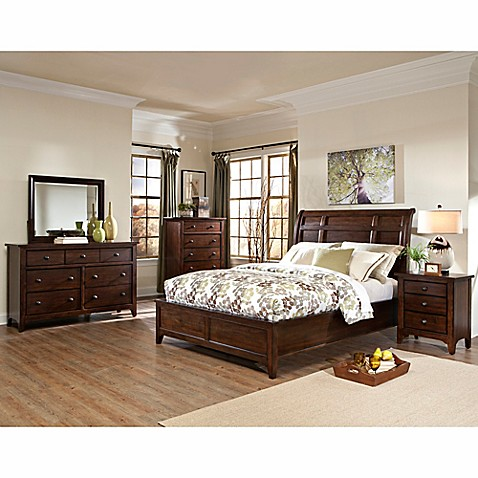 Intercon Jackson Bedroom Furniture Collection - Bed Bath & Beyond