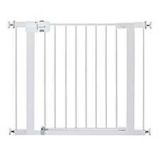 image of Safety 1st® Easy Install 2-Pack Walk-Thru Gates in White