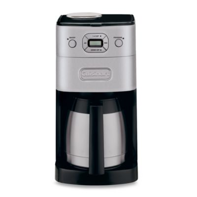 Bed Bath And Beyond Thermal Coffee Maker : Cuisinart Grind & Brew Thermal 10-Cup Automatic Coffee Maker - Bed Bath & Beyond