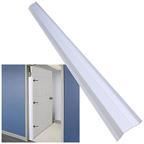Pinch-Not\u0026reg; Front Side Door Shield for 90-Degree Door in White  sc 1 st  buybuy BABY & Pinch-Not® Front Side Door Shield for 90-Degree Door in White ...