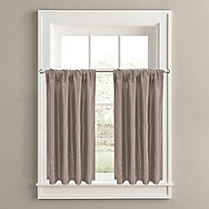 image of twilight window curtain tier pair