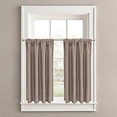 bathroom window curtain. image of Twilight Window Curtain Tier Pair Bath Curtains  Valances Panels more