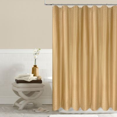 Curtains Ideas 96 inch shower curtain : Buy Gold Bath Curtains from Bed Bath & Beyond