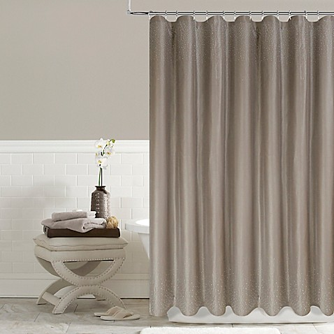 Buy Twilight 54 Inch X 78 Inch Shower Curtain In Stone