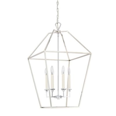 image of Quoizel Aviary Cage Chandelier